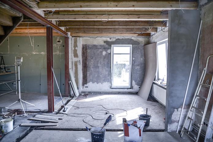 Profiter de l'été pour rénover sa maison