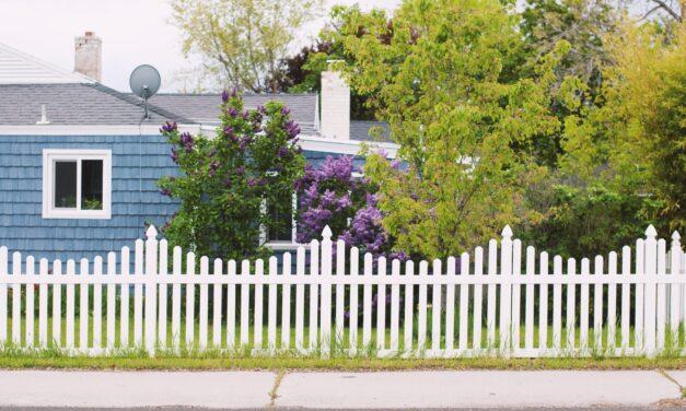 Choisir une clôture pour embellir son jardin